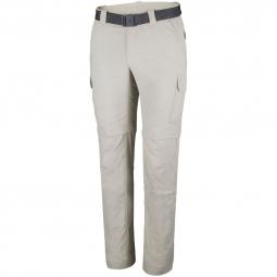 Pantalon convertible Columbia Silver Ridge II Convertible Pant Beige