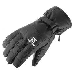 Gants de ski gore tex salomon force gtx m black s
