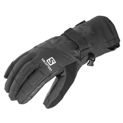 Gants de ski gore tex salomon propeller gtx m black s