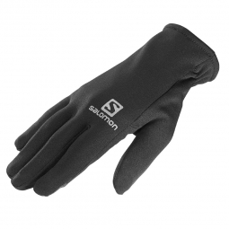 Gants running Salomon Gloves Running Fleece