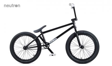 FLYBIKES BMX Complete PROTON 20.6'' RHD Black