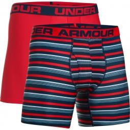 Boxer Under Armour UA Original Series Printed BoxerJock (Lot x2)