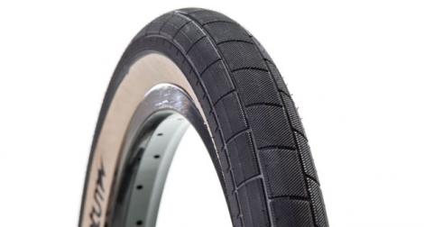 DEMOLITION MOMENTUM Tire Black Tan