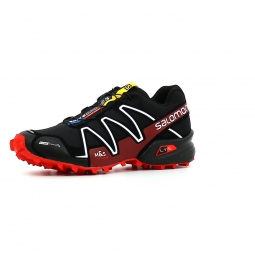 Chaussure de course sur glace salomon spikecross 3cs 46