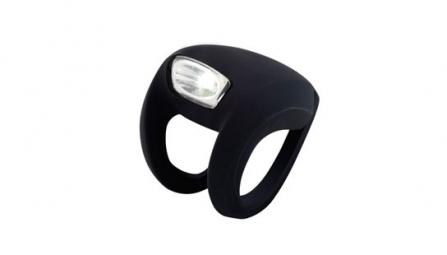 KNOG Lampe Avant FROG STROBE - Noir