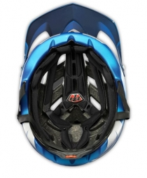 Casque Troy Lee Designs A1 CYCLOPS Bleu