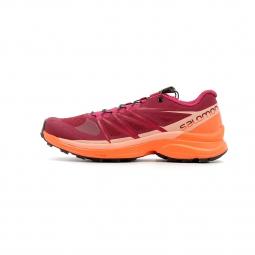 Chaussure de trail salomon wings pro 3 w 38
