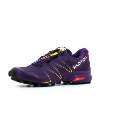 Chaussure de trail salomon speedcross pro w 40 2 3