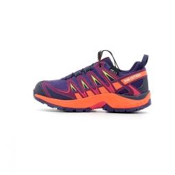 Chaussure de trail randonna e enfants salomon xa pro 3d cswp kid 26