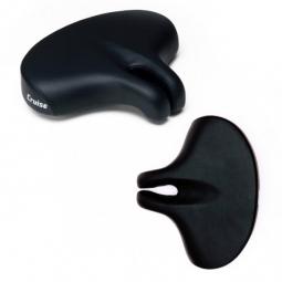 ISM CRUISE Saddle Black