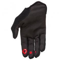 661 SIXSIXONE 2014 Paire de Gants COMP REPEATER Noir Rouge