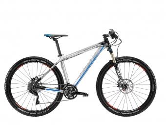 HAIBIKE 2013 Vélo complet BIG CURVE RC 27.5'' Argent