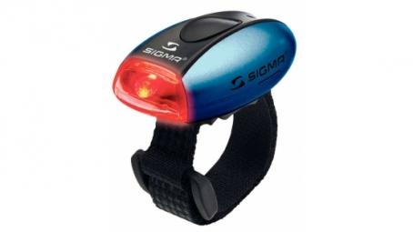 Sigma lampe arriere micro led bleu