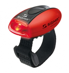 Sigma lampe arriere micro led rouge