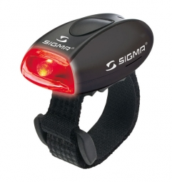 sigma lampe arriere micro led noir