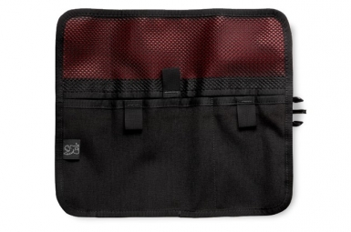 CHROME Sac TOOL ROLL Large Noir