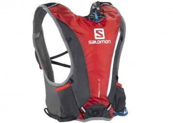 SALOMON Sac SKIN PRO 3 Rouge