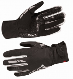 Endura paire de gants luminite thermal noir m