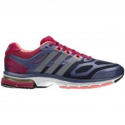 adidas chaussures supernova sequence bleu rose femme 37 1 3