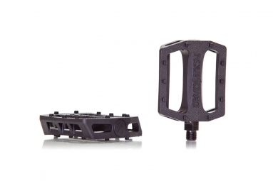 DEMOLITION  Pedals TROOPER Plastic Black