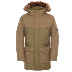 Parka chaude homme the north face mcmurdo 2 m