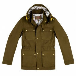 Veste impermeable aigle fishjack xl