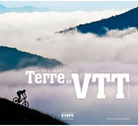 VTOPO Alpes Maritimes Terre de VTT