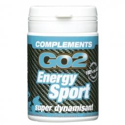 GO2 Complément alimentaire ENergy Sport Endurace - boîte de 100 comprimés