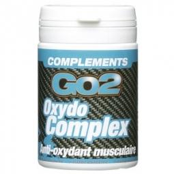 GO2 Complément alimentaire OxydoComplex boîte de 100 comprimés