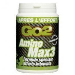 GO2 Comprimés BCAA Après l'effort AnimoMax3 - Boite de 150 comprimés
