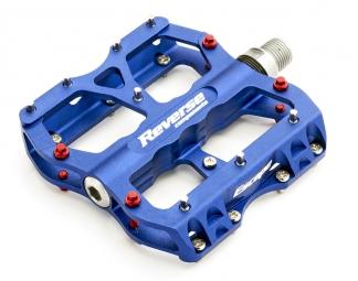 reverse paire de pedales escape bleu