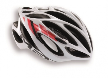 Casque Met 2015 INFERNO Blanc