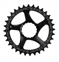 plateau narrow wide race face direct mount cinch 6mm noir 26