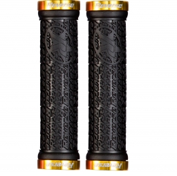 REVERSE Pair of Grips STAMP Black Gold