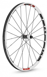 DT SWISS Roue Avant 26'' XRC 1150 Center Lock 9mm Blanc