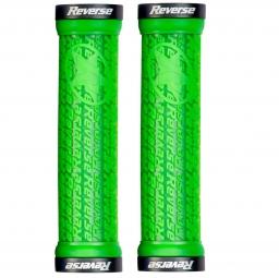 REVERSE Pair of Grips STAMP Green Black