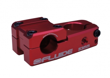 FLUIDE Stem PULSE Pro 53mm Red
