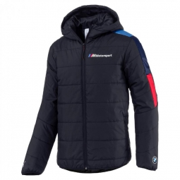 Veste de survêtement Puma BMW Motorsport T7 LW Padded Jacket F1