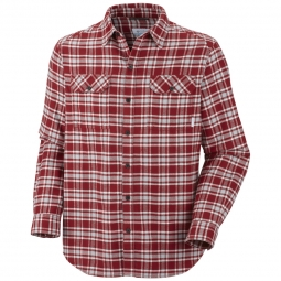 Chemise columbia flare gun flannel ii long sleeve s