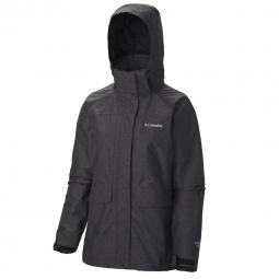 Veste a capuche columbia mystic pines interchange jacket xs