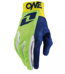 ONE INDUSTRIES Paire de Gants VAPOR STRATUM Vert