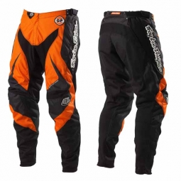 TROY LEE DESIGNS Pantalon GP MIRAGE Noir Orange