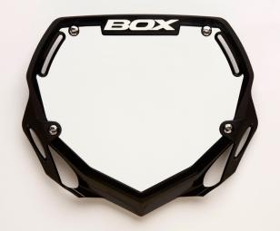 BOX Plaque PHASE 1 Large Noir