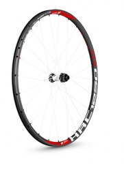 DT SWISS Roue Avant 29'' XRC 1250 SPLINE 15mm Center Lock Carbone UD
