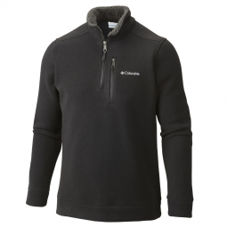 Polaire columbia terpin point ii half zip s