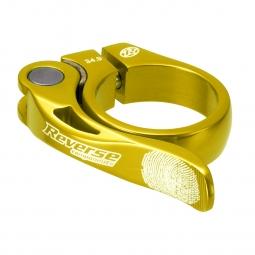 REVERSE Collier de selle LONG LIFE Diamètre 34.9 mm Or