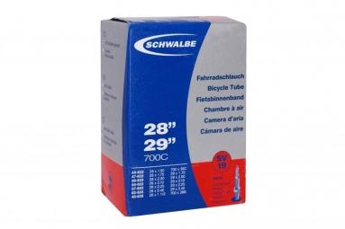 SCHWALBE Chambre à air Extra Light 27.5-29''x1.5/2.4 Presta