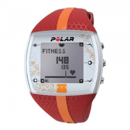 POLAR Montre Cardio FT7 Rouge Orange