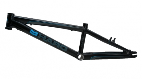 HARO BLACKOUT PTC Frame Black