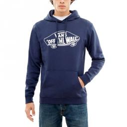 Sweat a capuche vans otw pullover fleece s